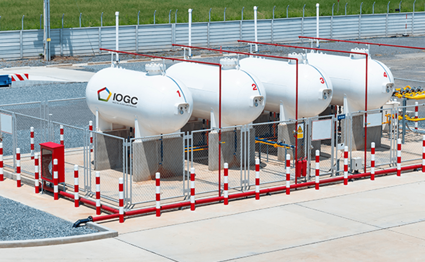 IOGC - Gas Commercialisation