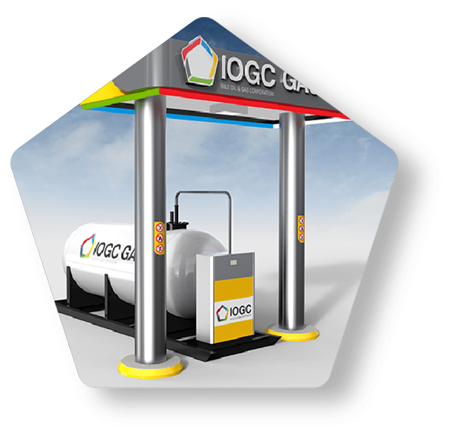 IOGC - Liquified Petroleum Gas