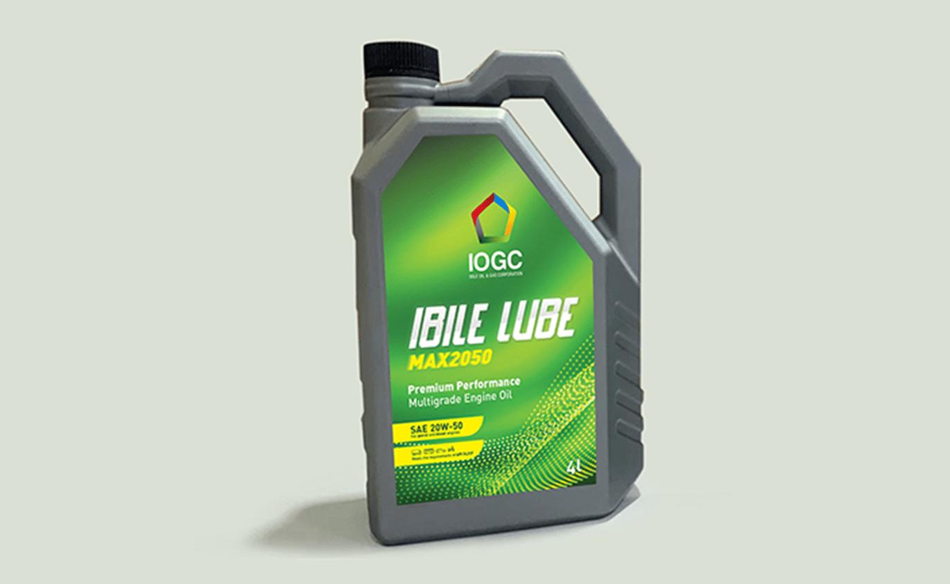 IOGC - Lubricants